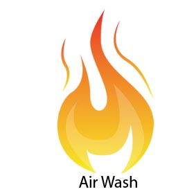 Air Wash logo