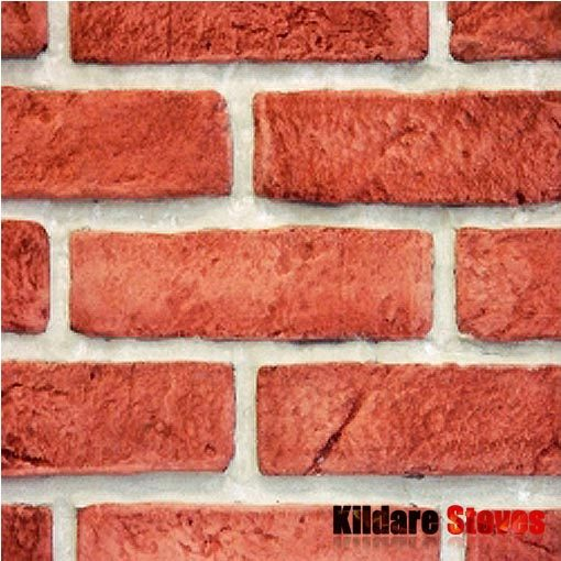 Red Bricks Artificial Stone Stone Cladding Kildare