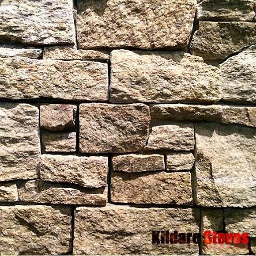 Natural Stone Cladding : Rustic granite panels natural stone cladding kildare