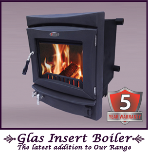 Insert Boiler 17.2 kw pierce stoves